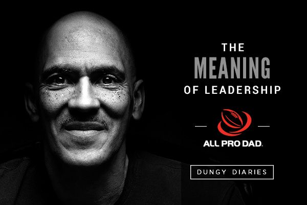 leadership lessons pausch and dungy Dungy includes several well-arranged stories and anecdotes that reflect the leadership lessons that dungy teaches in the book matthew paulson 2003-2017.
