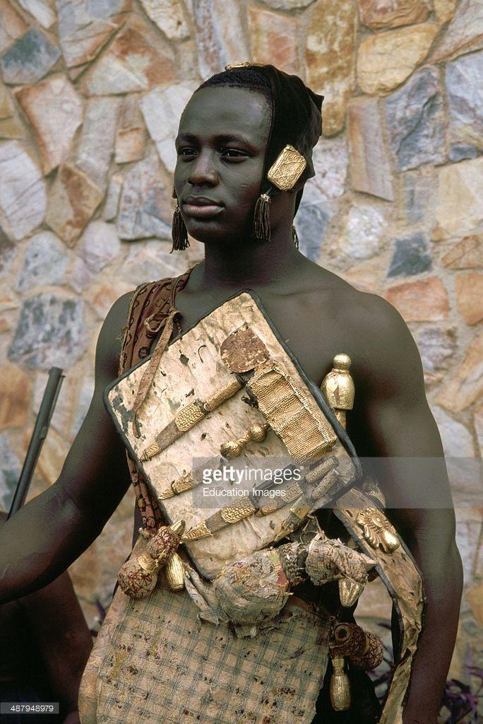 Images de guerriers africains dress