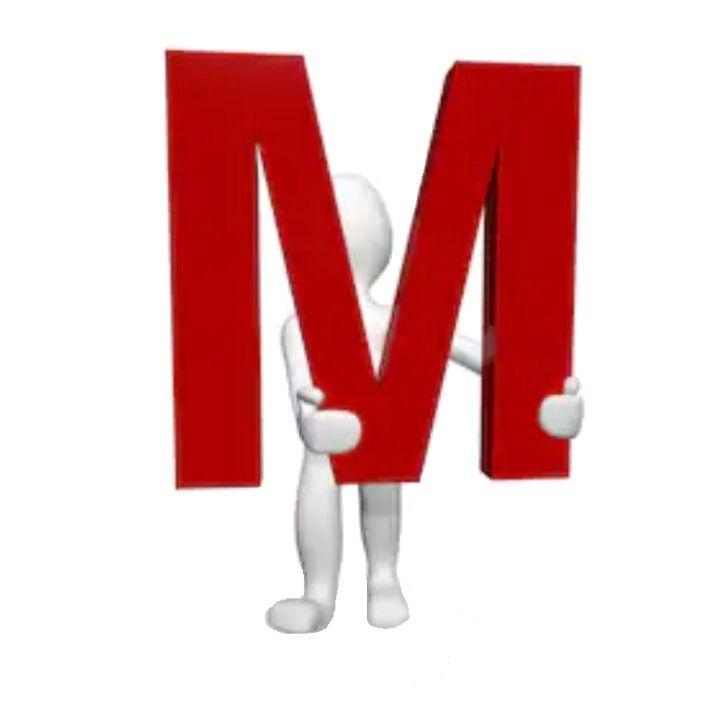 Pin Di Marcella Su Little White 3d Men Alphabet Nel 2020