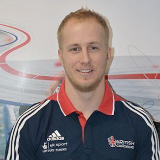 Jon Schofield - Canoeist. K1 200m.