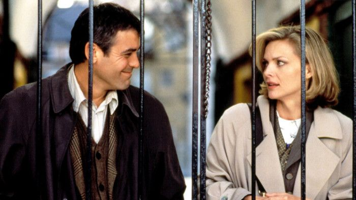 """George Clooney, Michelle Pfeiffer, two kids, comedy and romance. What more could you want?"" – Smackgowan"