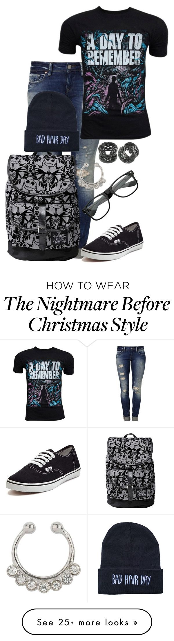 """On the bright side...MY BULLET CLUB HOODIE JUST SHIPPED ASDFGHJKL"" by digital-minerva on Polyvore featuring Mavi, Retrò, Vans, Disney and Miss Selfridge"