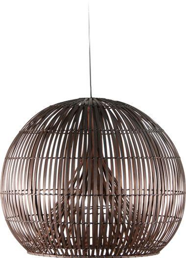 Satori Large Pendant - Chocolate, Pendants, Contemporary, New Zealand's Leading Online Lighting Store