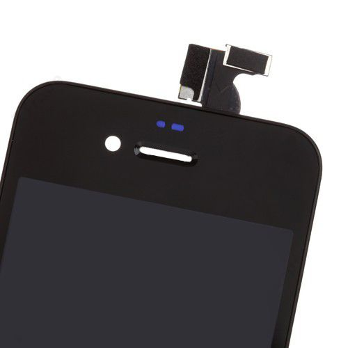 I just received, iPhone 4 LCD Digitizer Touch Screen - in black color. Just received my order and going to replace...Really best parts and best prices
