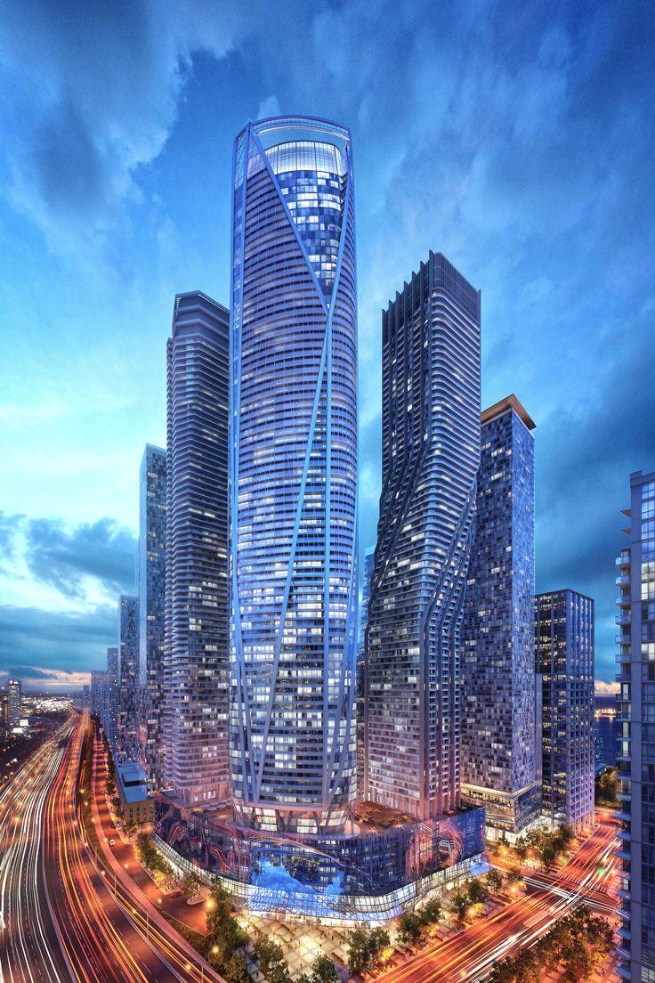 One Yonge, Toronto   Canada (by Hariri Pontarini Architects)