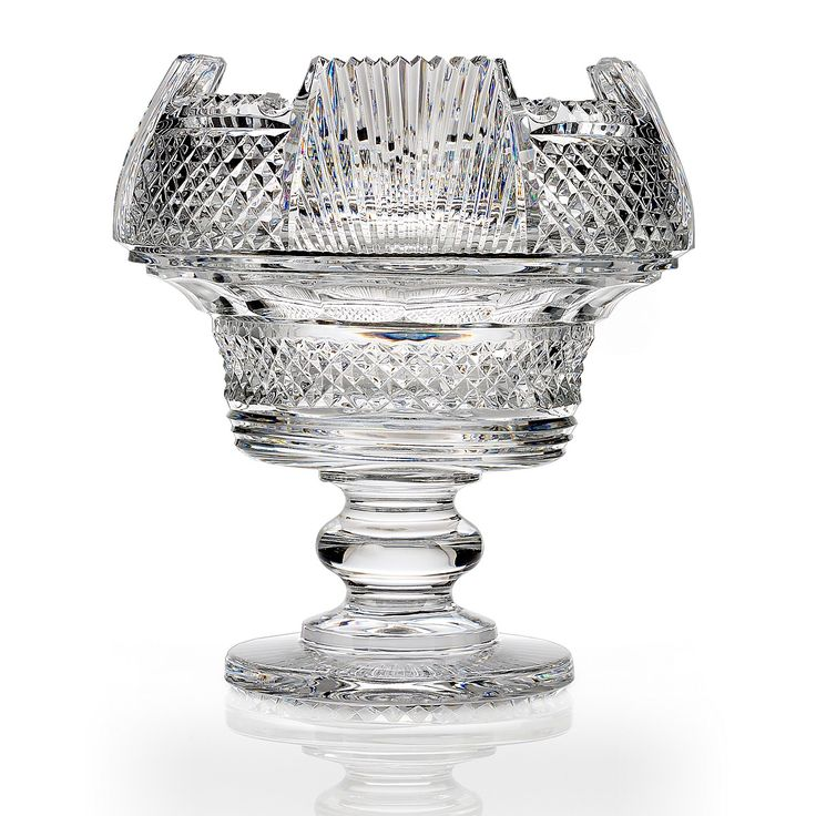 waterford+crystal+colorful | waterford crystal kennedy bowl price $ 2000 00 color clear crystal ...