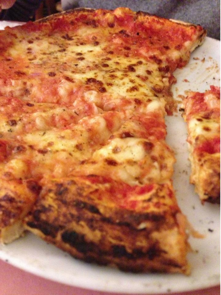 Vincenzino's Pizza deserves a better photo. I am craving Vincenzino's Pizza!!!!