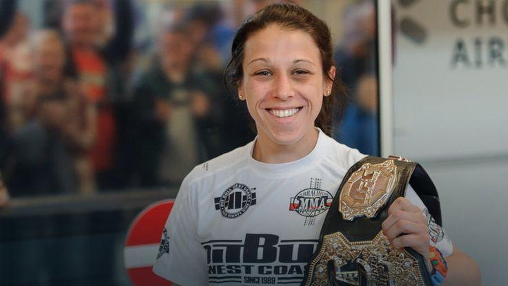 Joanna Jędrzejczyk: gala UFC w Krakowie wyniesie polskie MMA na zupełnie nowy poziom