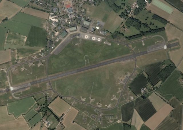 5 Abandoned Cold War Airfields of Britain | AIRFIELDS ...
