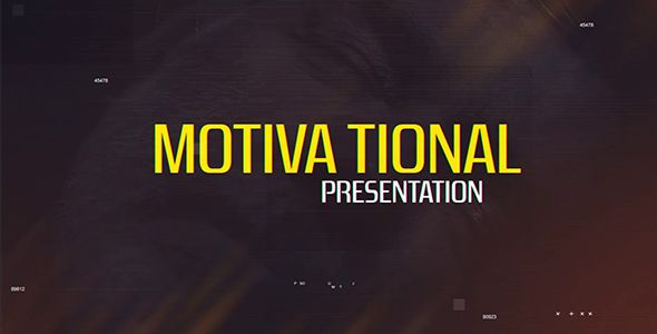 Motivational Presentation (Special Events) #Envato #Videohive #aftereffects