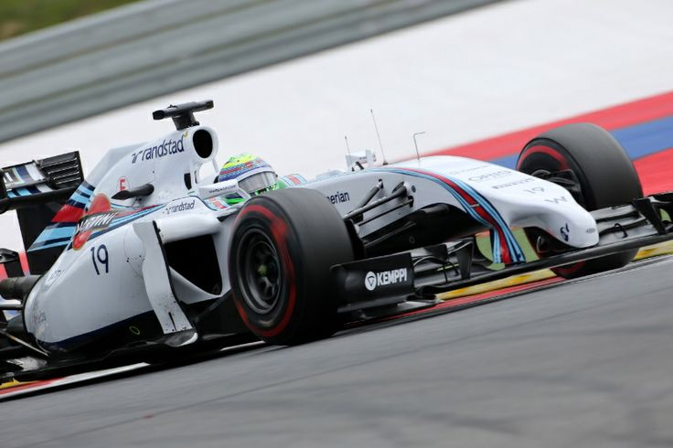 Austrian Grand Prix - Qualifying results Pole for Massa since his accident in 2008