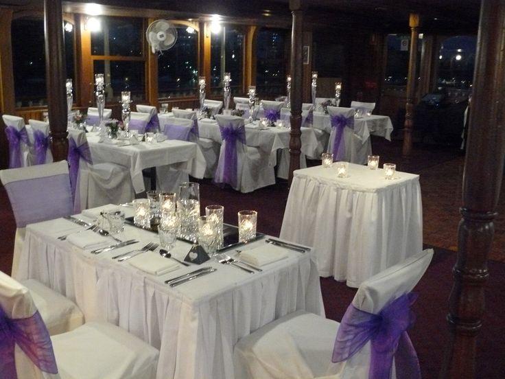 Kookaburra Showboat Cruises Wedding