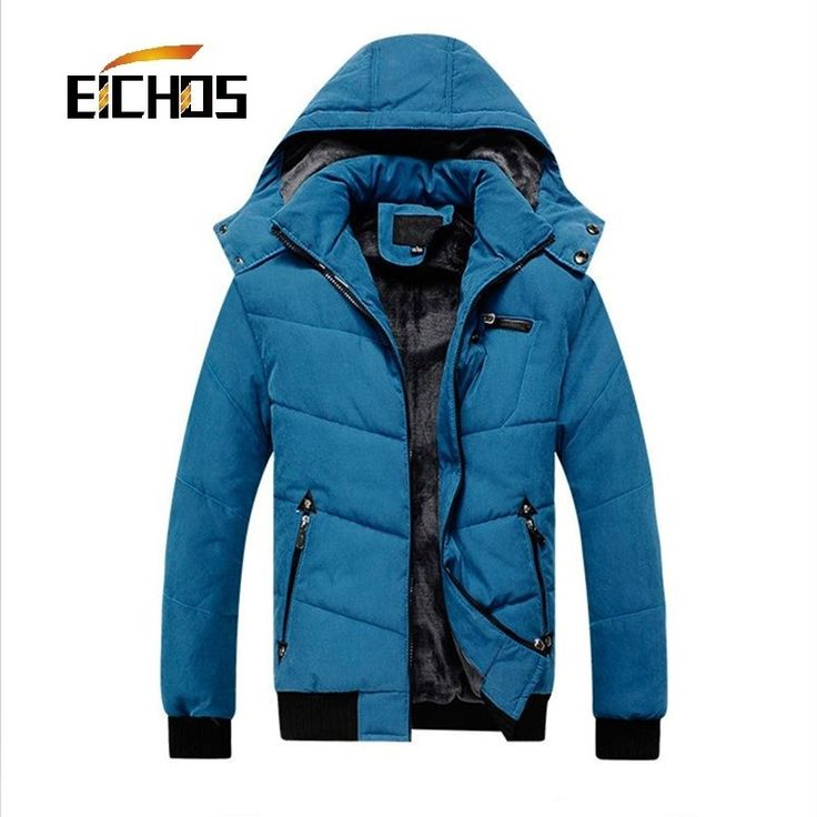 39.15$  Know more  - 2015 New Men's Fashion Warm Winter Coat Jacket Slim Casual Men's Jacket Quilted Jacket Male Snow Jacket  Men's Winter Clothing