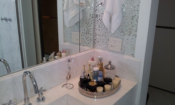 118 melhores imagens sobre Bandeja para lavabobanheiros no Pinterest  Decor -> Decoracao Banheiro Bandeja