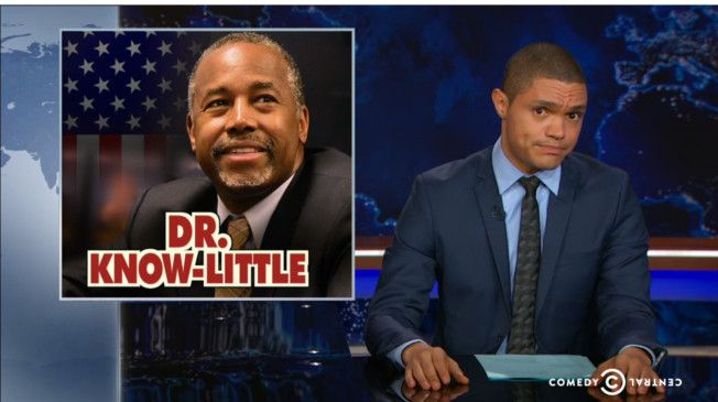 Noah: I Wouldn't Be Surprised If Carson Thinks Gaza Strip Is Strip Club (VIDEO)