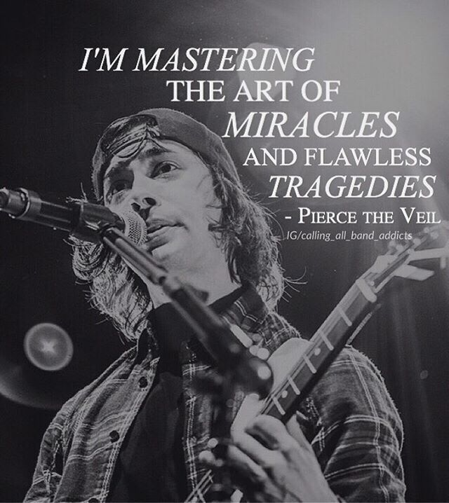 . . . Phantom power and Ludicrous speed - Pierce The Veil