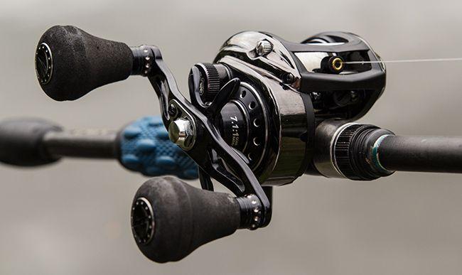 38 best x reels lines images on pinterest spinning for Best fishing line for bass baitcaster