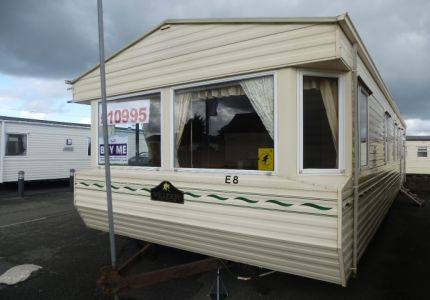 2001 Willerby Salisbury 35 x 12 3 Bed for sale on a choice of either Ty Gwyn or Happy Days for just £10,995 sited and connected. The caravan is in lovely condition and sleeps a family of 8 using the sofa bed. Call for more details.