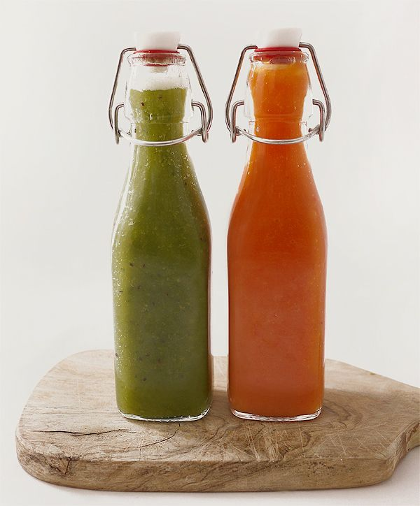 Is it getting warm in here, or is it just this vibrant homemade hot sauce?