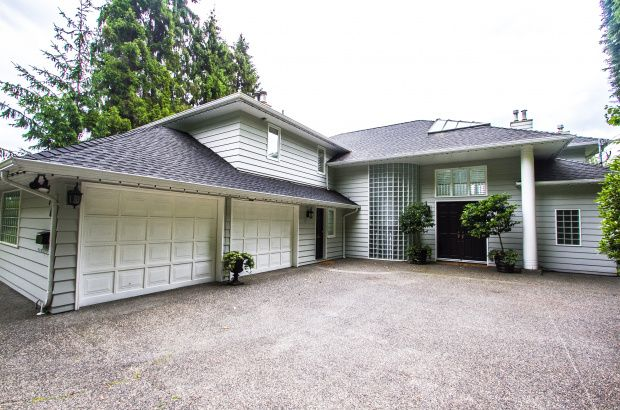 816 Anderson Crescent, West Vancouver