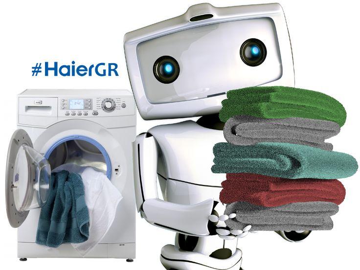 Σκέφτεστε να αντικαταστήσετε το πλυντήριο σας; O E-zy σας προτείνει να ανακαλύψετε τα νέα πλυντήρια της #Haier