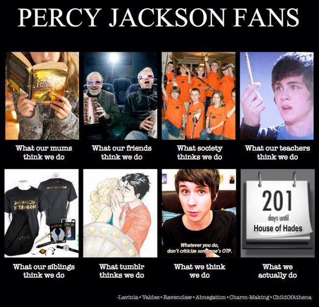 I AM a Percy Jackson Fan