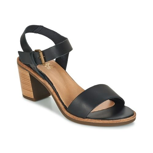 Cipők Női Szandálok / Saruk Casual Attitude GELLI Fekete