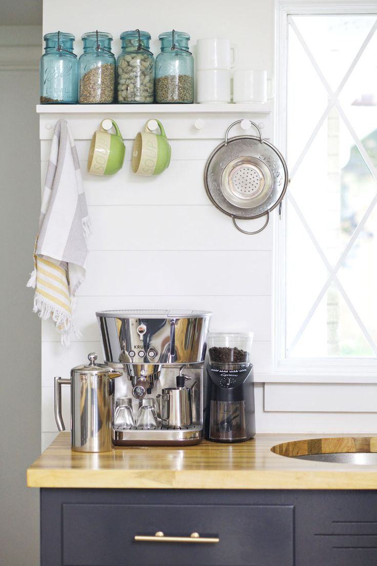 Haga su propia clavija ferrocarril perfecto para accessorizing en la cocina!