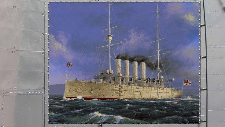 HMCS Niobe (Canada)