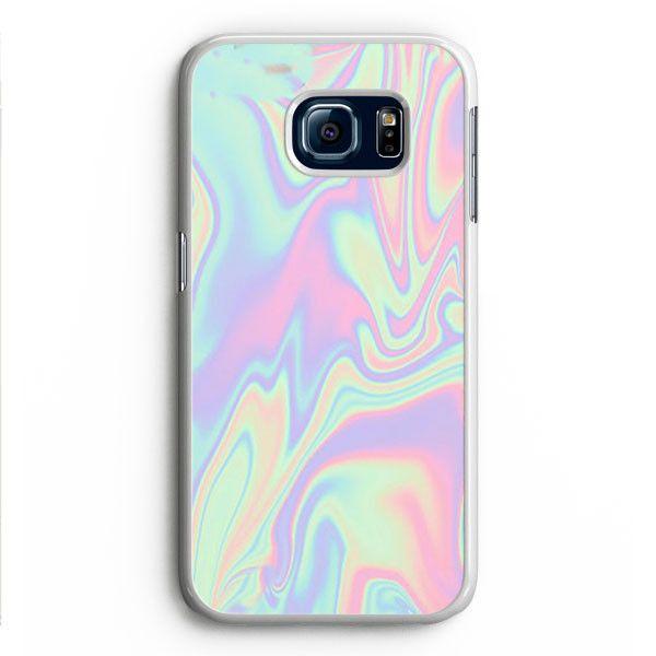 Trippy Tie Dye Samsung Galaxy S6 Edge Case Aneend