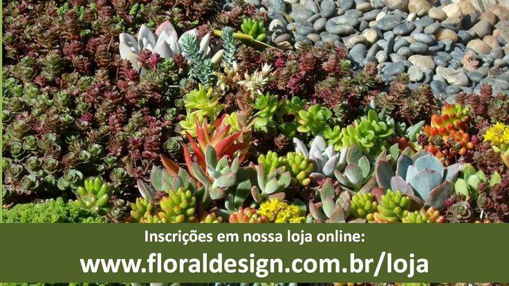Floral Design Brasil traz Laura Eubanks, dos Estados Unidos em abril de 2014. Inscrições: www.floraldesign.com.br/loja