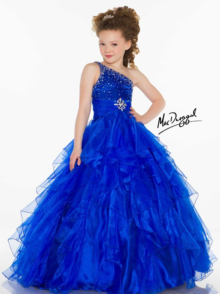 15 best Kids pageant gowns images on Pinterest | Pageant gowns ...