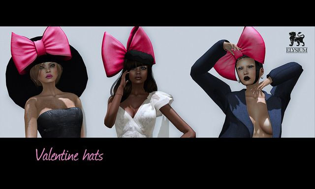 Valentine hats | Flickr - Photo Sharing!