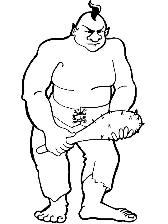 8 best Giant Coloring Pages images on Pinterest | Children coloring ...