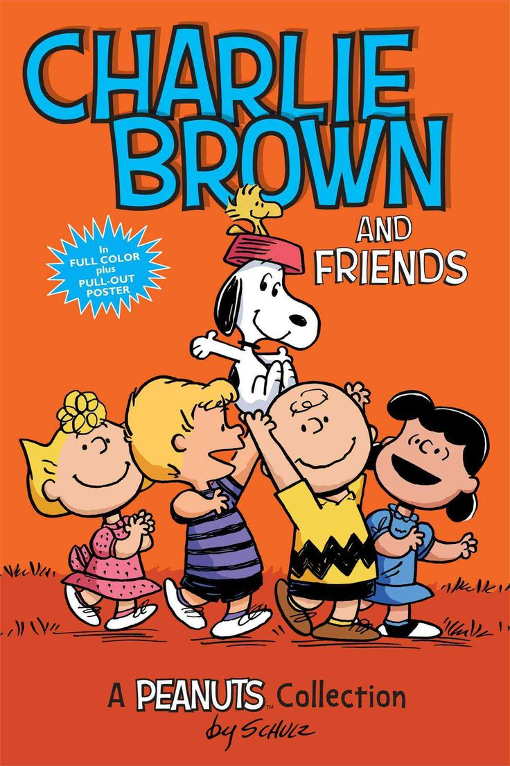 Charlie brown and friends a peanuts collection