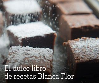 Receta de Brownies de chocolate