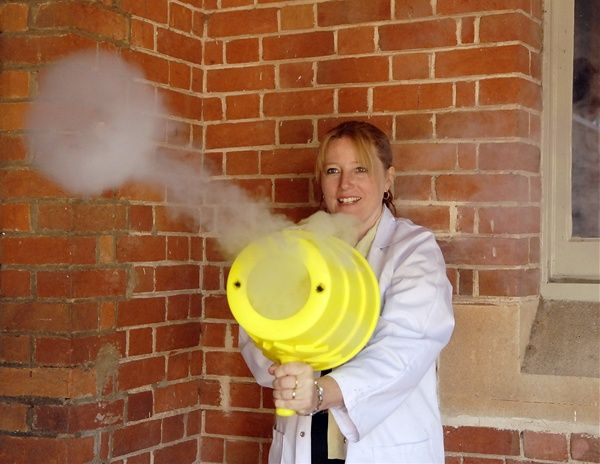 SCIENCE IS FUN: Grins and gasps will be plentiful at the Big Science Day at the Australian Fossil and Mineral Museum tomorrow by Fizzics Education. #fizzics #scicomm #scied www.fizzicseducation.com.au