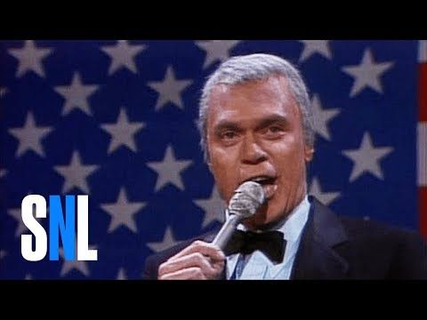 Monologue: Frank Sinatra Hosts Drive for America - SNL - YouTube
