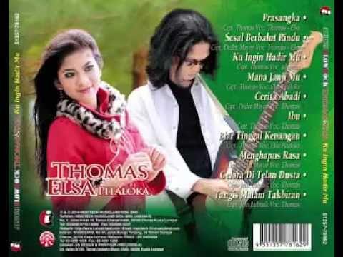 Thomas Feat Elsa Pitaloka full album II