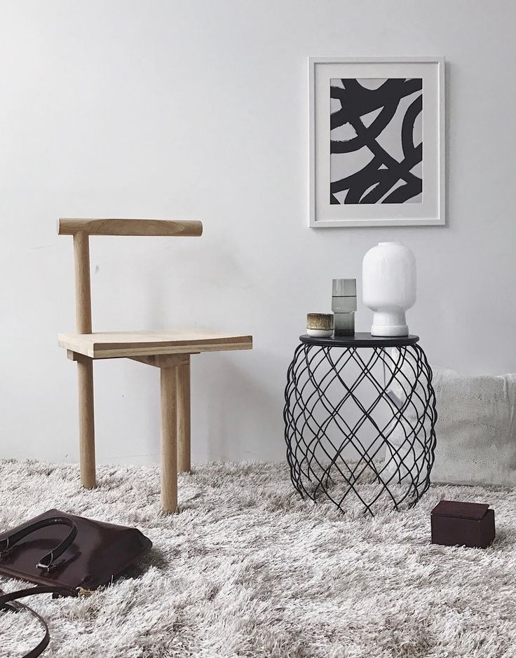 Kristina Dam Sculptural chair