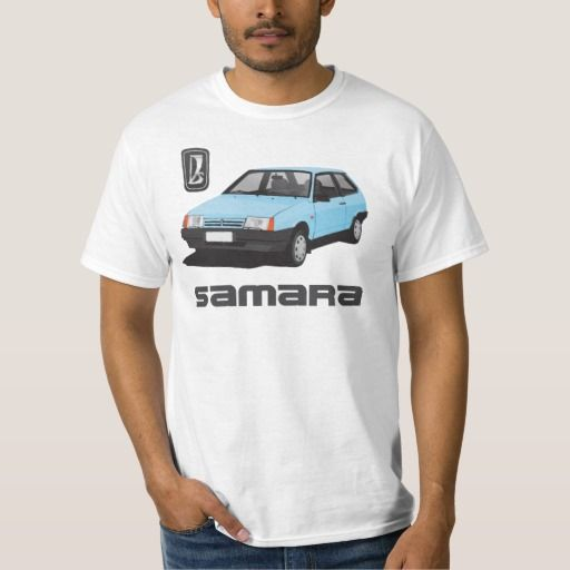 Lada Samara | ВАЗ-2109 | VAZ-2109, DIY, baby blue  #lada #samara #vaz-2109 #sputnik #ВАЗ-2109 #russia #automobile #tshirt #babyblue
