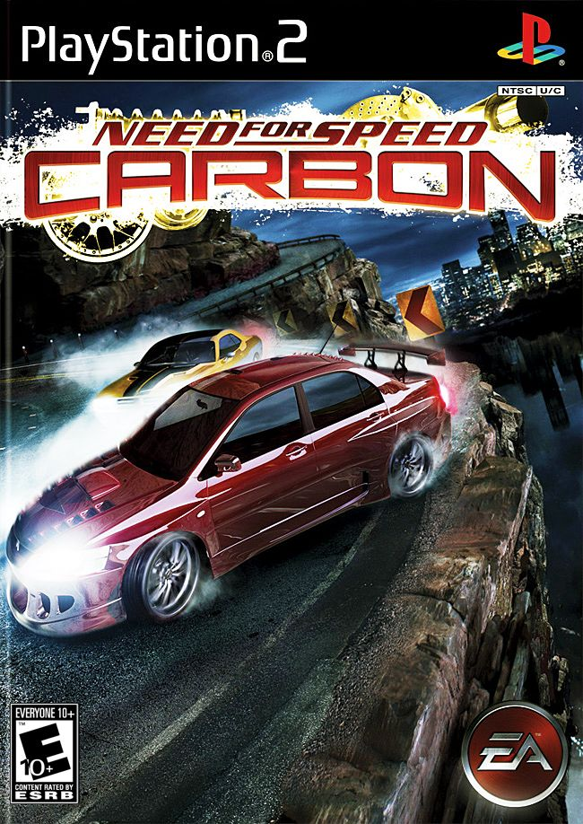 imagen Need for Speed Carbon Ps2 [NTSC] [Español]