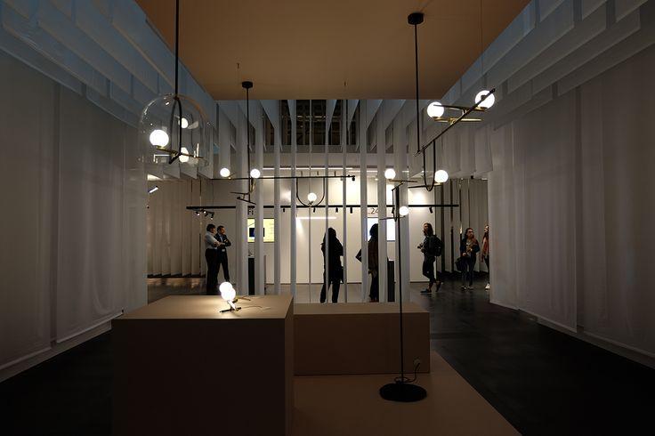 #Artemide booth at #Euroluce2017