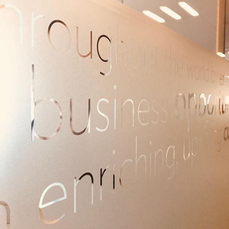 På studiebesök hos Nu Skin Nordeuropa.  #börsnoterad #microfranchising #transparent #direktförsäljning  #innovation