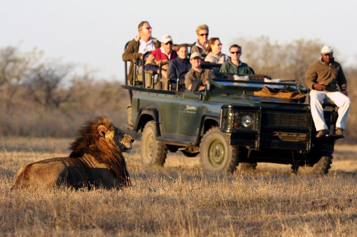 Savanna Private Game Reserve, South Africa