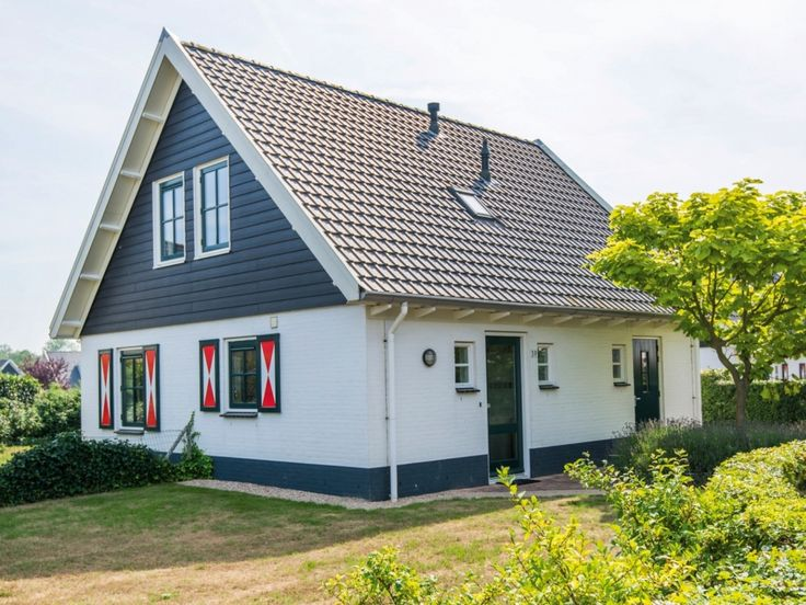 6-persoonsbungalow
