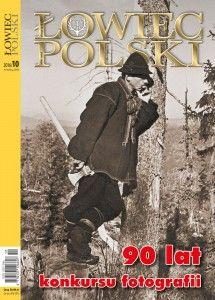 """Październikowy numer """"Łowca Polskiego"""" już w kioskach. Zapraszamy do lektury! http://jednosclowiecka.pl/pl/p/201610-Lowiec-Polski-pazdziernik-2016-r.-/1614"""