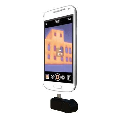 Natronet Bilişim + Mobil Termal Kameralar İOS-Android uyumlu + NT-7040 FT 11 MOBİL