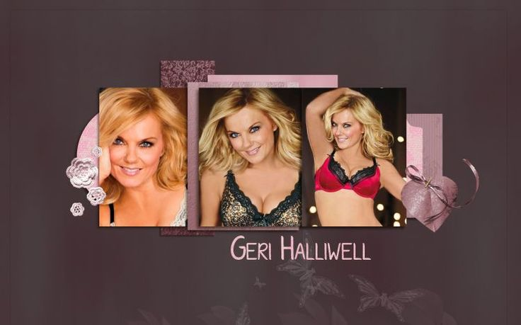 Fonds d'écran Célébrités Femme > Fonds d'écran Geri Halliwell Wallpaper N°322850 par soleildhivers - Hebus.com