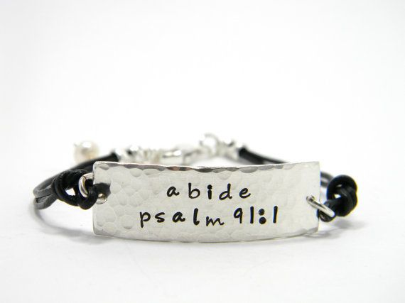 Abide by Jewels on Etsy